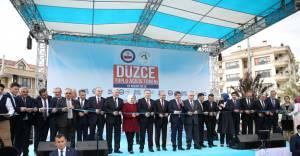 Düzce'de Toki Sosyal Tesisleri'nin açılışı yapıldı!