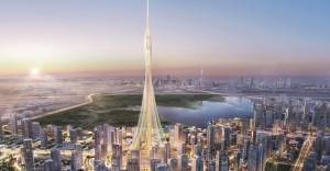 Emaar'dan Dünya'nın en uzun kulesi!