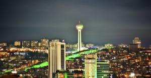 En yüksek gelir Ankara'da!