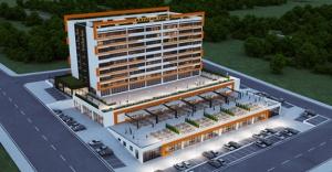 Etimesgut'un ilk rezidans projesi olan Kayalar Tower satışta!