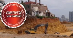 Fikirtepe'de kentsel dönüşüme son katılan alanlar!