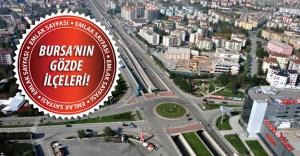 Gayrimenkul yatırımında Bursa'nın gözde ilçeleri