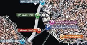 Haliç-Unkapanı Karayolu Tüneli Tüp Geçit projesi başlıyor!