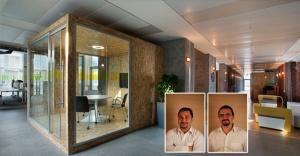 Her gün yeniden biçimlenebilen ofis: SAP İnovasyon Merkezi