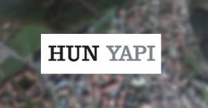 Hun Yapı Erikli Evler İstanbul Göktürk yöresinde yükselecek!
