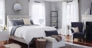Huzurlu bir yatak odası için dekorasyon önerileri!