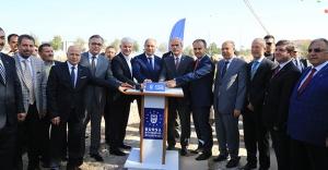İnegöl yeni pazar alanı projesinin temeli atıldı!