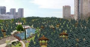 İstanbul'a 1,5 milyon metrekarelik devasa park!
