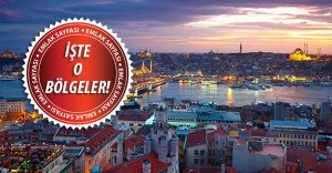 İstanbul'da bu semtlerde evi olanlar kazanıyor!