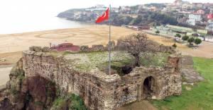 İstanbul'da Riva Kalesi restore ediliyor!