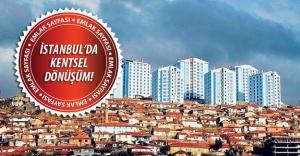 İstanbul kentsel dönüşüm projelerinde son durum!