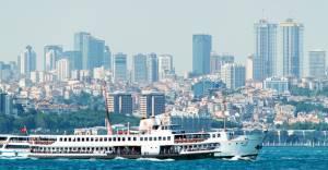 İstanbul'un keyfi deniz manzaralı konutlarda!