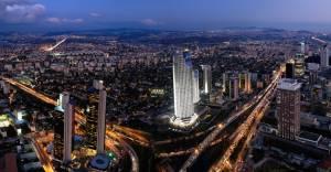 İstanbul'un ofis stoku 5 milyon metrekare!