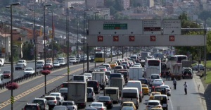 İstanbul yol durumu 26 eylül 2015