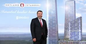 İstanbul'u 360 derece seyretme fırsatı Skyland İstanbul'da!