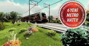 İşte Ağustos 2016'da gerçekleşecek olan İstanbul metro ihaleleri!