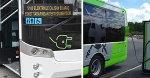 İzmir'de elektrikli otobüs ihalesi yapıldı!