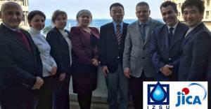 İZSU doğal afetlere karşı Japonlarla işbirliği yaptı!