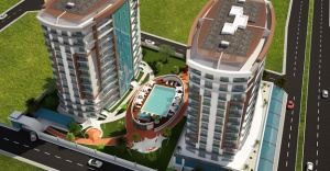 Kent Buca Evleri İzmir'de yükseliyor!