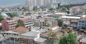 Kent meydanı kentsel dönüşüm için gün sayıyor