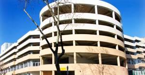 Kocaeli'de 805 araç kapasiteli katlı otopark açıldı!