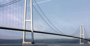 Körfez Geçişi köprü ile 4 dakikada sağlanacak!