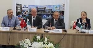 Kocaeli'de Katar İş Fırsatları Toplantısı yapıldı!