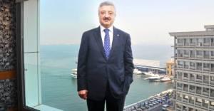 """Master planlarla İzmir dünya kenti olur"""