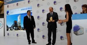 Mavi Baretlerden Çimsa'ya 1.'lik ve 2.'lik ödülü!