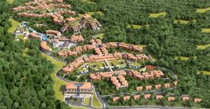 Narven Termal Sağlık Kasabası tamamlanıyor!