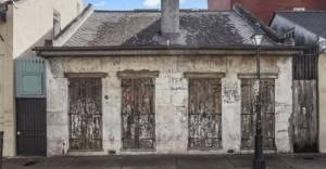 New Orleans'ta ki bu harabe ev servet değerinde!