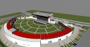 Nilüfer Arena nereye yapılıyor?