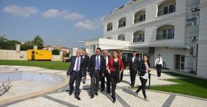 Nilüfer Belediyesi İnci ve Taner Altınmakas Huzurevi'nde sona gelindi!