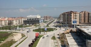 Nilüfer İlçesi, Özlüce Mahallesi imar planı değişikliği askıda!