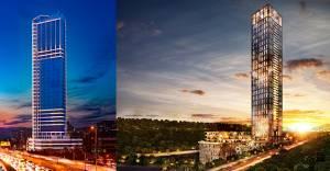 Nurol Tower ve Nurol Life ofis kiralamaları Cushman & Wakefield'ta!