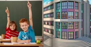 Okullar öğrencilerin zevkine göre tasarlanacak!