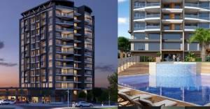 Olympus Residence İzmir Bayraklı'da yükseliyor!