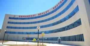 Orhangazi'nin yeni hastanesi 25 Temmuz'da açılacak!