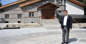 Osmangazi Belediyesi'nden Uludağ'da restorasyon çalışması!