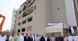 Osmangazi'de bir bina daha kentsel dönüşüme girdi!