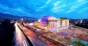 Osmangazi'de Panorama 1326 Fetih Müzesi yükselmeye devam ediyor!