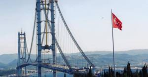 Osmangazi Köprüsü Bayram sonuna kadar ücretsiz olacak!