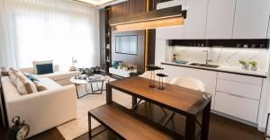 Piyalepaşa İstanbul'da örnek daire hazır!
