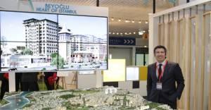 Piyalepaşa İstanbul MIPIM Fuarı'nda yabancı yatırımcılarla buluştu!