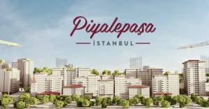 Piyalepeşa İstanbul'un temeli bugün atıldı!