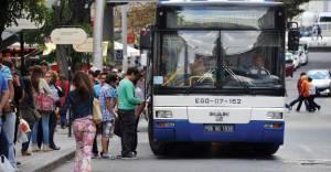 Ramazan Bayramı'nda Başkentliler EGO otobüslerini ücretsiz kullanacak!