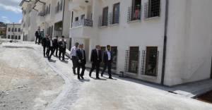 Şahinbey kentsel dönüşüm projelerine TOKİ ziyareti!