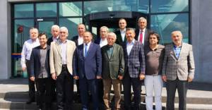 Sakarya'da kentsel dönüşüm ziyaretleri devam ediyor
