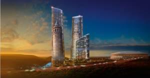 Skyland İstanbul Seyrantepe'de yükseliyor!