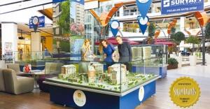 Sur Yapı projeleri tek satış ofisinde!